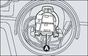фиат дукато замена ламп стоп сигнала