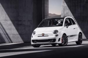 Новый Fiat 500 – малолитражный двухдверный  хэтчбек